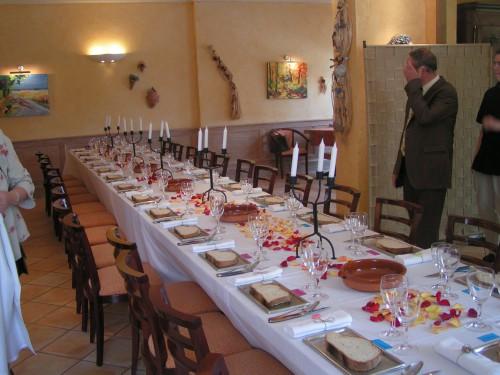 Restaurant gastronomique Aux Trois Pastoureaux, Châteaudun(28)